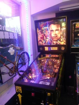 Blue Devil's Challenge Arcade: Last action hero very fun