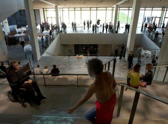 Moesgaard Museum: Evolutionstrappen