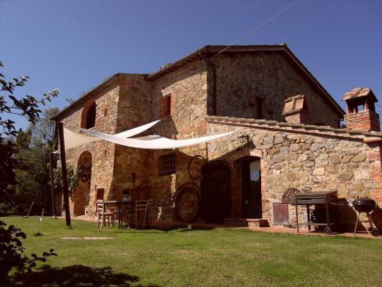 Podere Pievina: The villa
