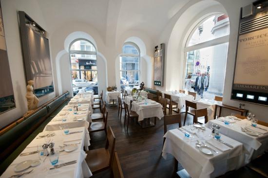 Procacci: Restaurant - Sala Schubert