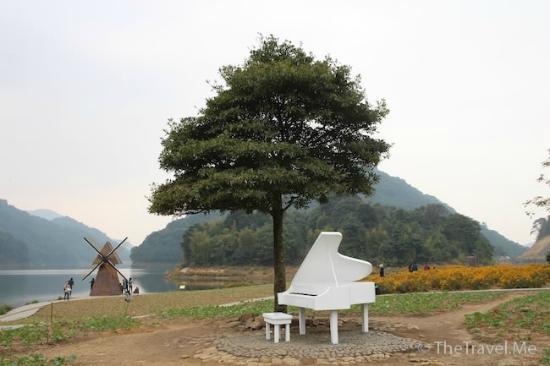 Shimen National Forest Park : 石門國家森林公園
