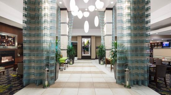 銀泉北希爾頓花園酒店照片