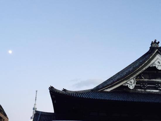 Higashi Honganji Temple : 本堂です