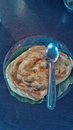 Roti canai & Teh