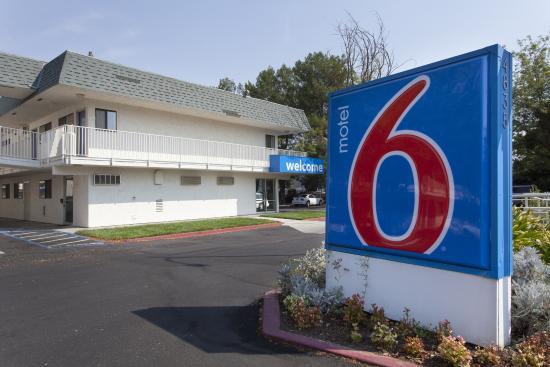 Motel 6 Davis - Sacramento Area: Exterior