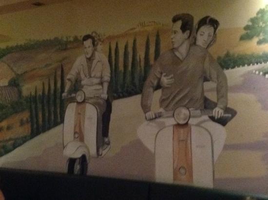IL CARPACCIO: Wall mural
