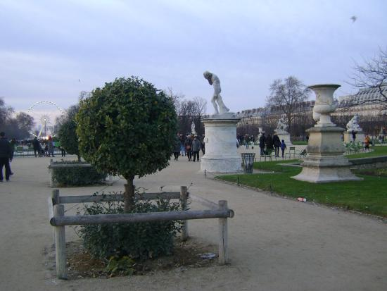 Jardin des tuileries par s francia picture of jardin for Jardin tuileries