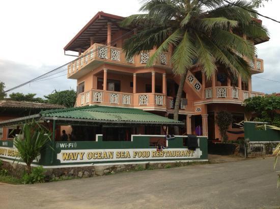 Wavy Ocean Hotel