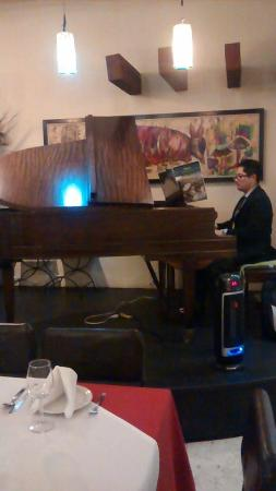 Pianista en Vivo!