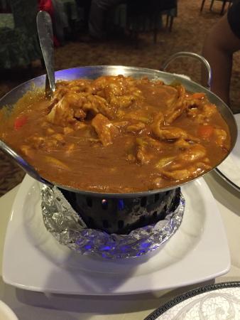 Hunan Manor Restaurant: Malaysian Chicken Curry