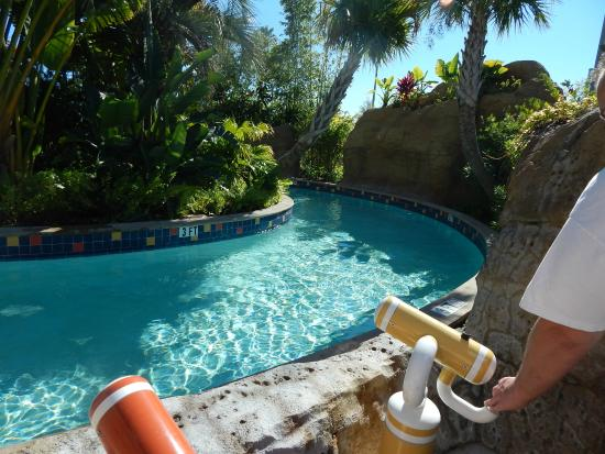 Universal S Cabana Bay Beach Resort Lazy River Pool