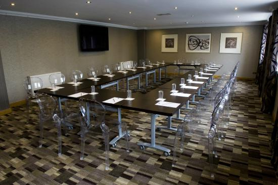 Carlton Hotel Prestwick: Mhairena Suite