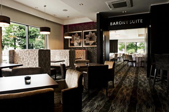 Carlton Hotel Prestwick: Barony Lounge