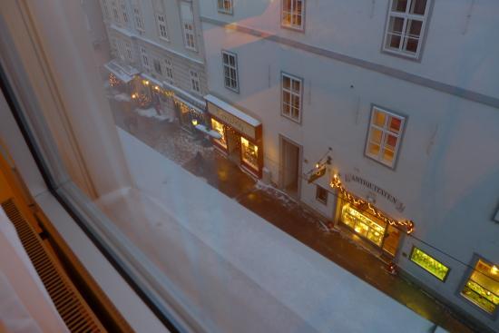 Singerstraße Apartments: Вид
