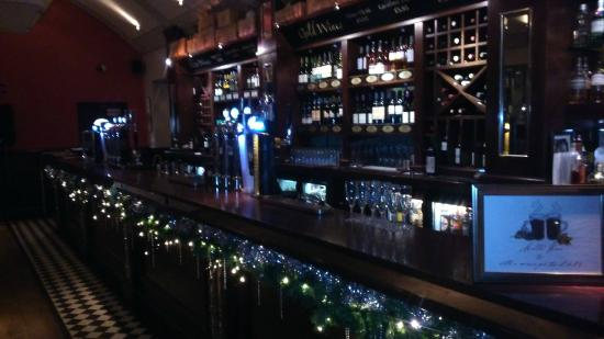 The Winery: The Bar
