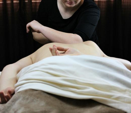 Natural Wellness Massage: Trigger Point Therapy