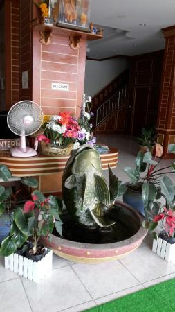 PT Residence: Hall de l'hôtel