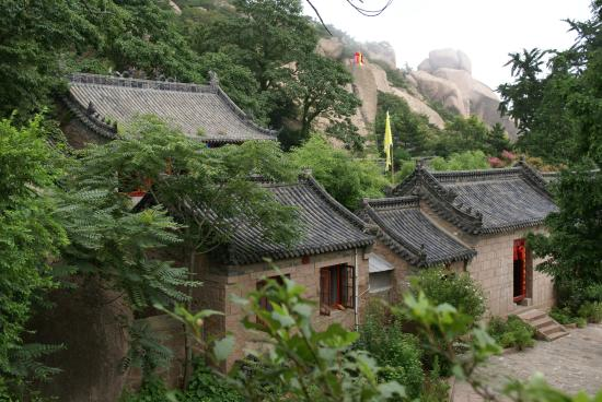 Rongcheng, China: 道観