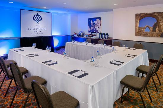 The Emily Morgan Hotel - a DoubleTree by Hilton: Meeting & Event Space