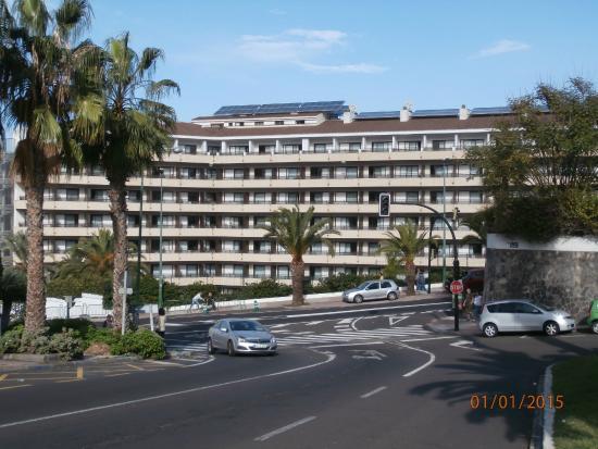 Exterior del hotel fotograf a de hotel puerto de la cruz - Vuelo mas hotel puerto de la cruz ...