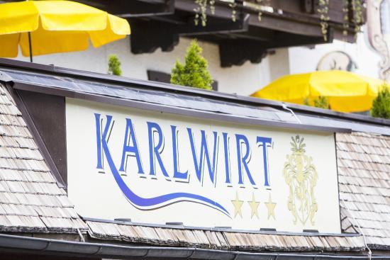 Hotel Karlwirt: der Karlwirt