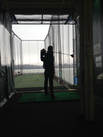 Chelsea Piers Golf Club : гольф3