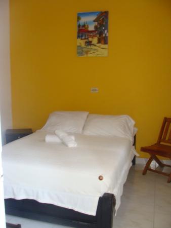 Hotel Balcones de Bocagrande : My room
