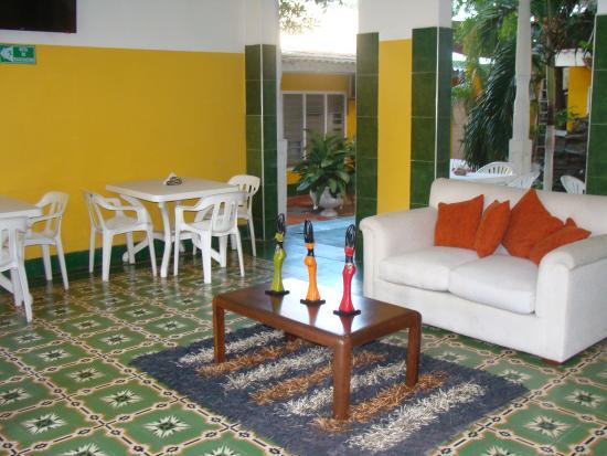 Hotel Balcones de Bocagrande: Dinning areas