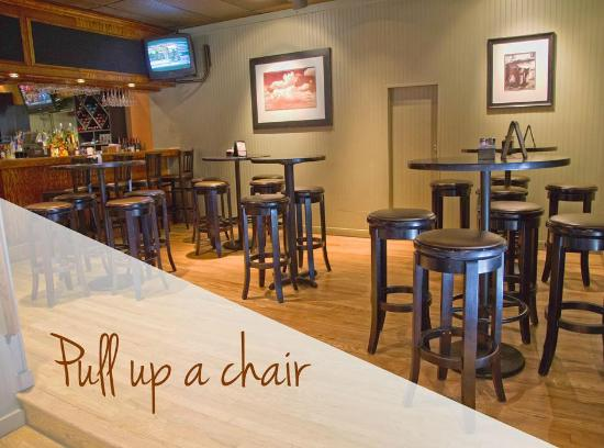 Bent Fork American Grill : Pull up a Chair