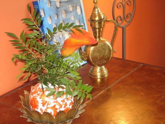Bambou Lodge, la chambre Orientale, décoration - Picture of ... on