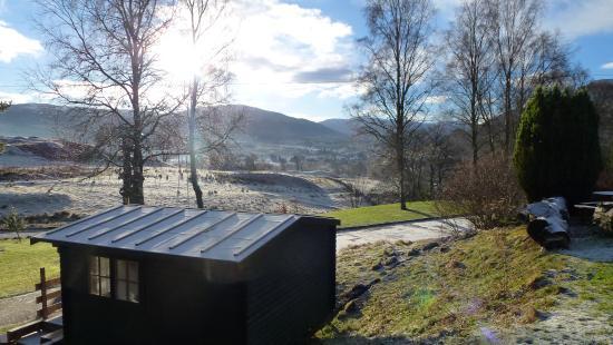 Killin Highland Lodges: Toward Killin