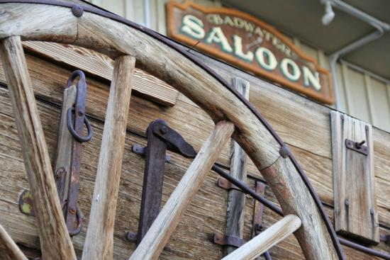 Stovepipe Wells Village Hotel: Badwater Saloon
