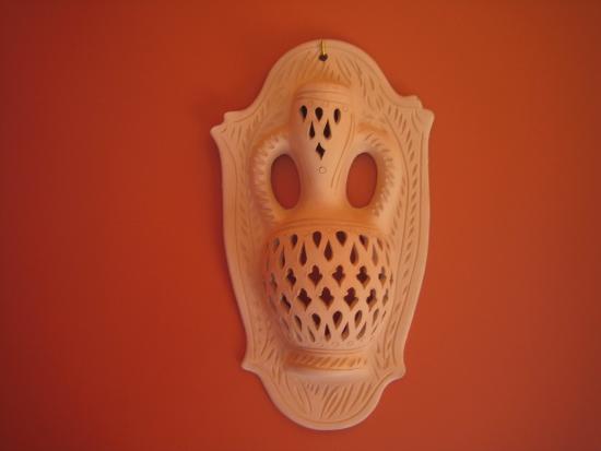 Bambou Lodge, la chambre Orientale, décoration - Picture of Bambou on