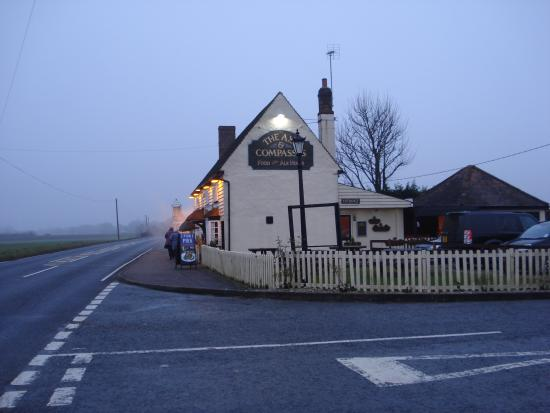 The Axe and Compasses: Axe and Compasses , Near Great Dunmow