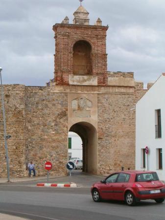 Llerena, Spagna: Arco de Montemolin