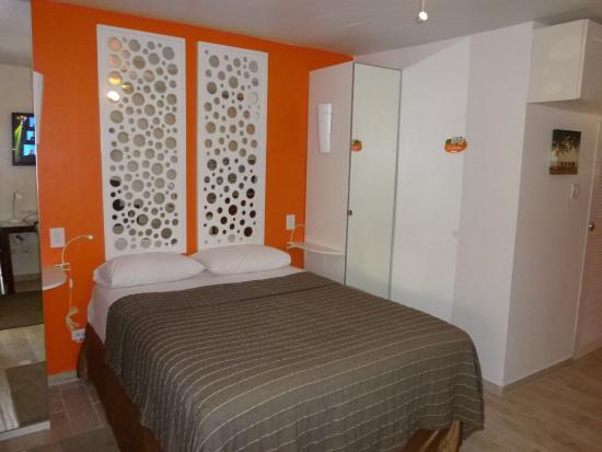 Tamarind Hotel: Studio bedroom