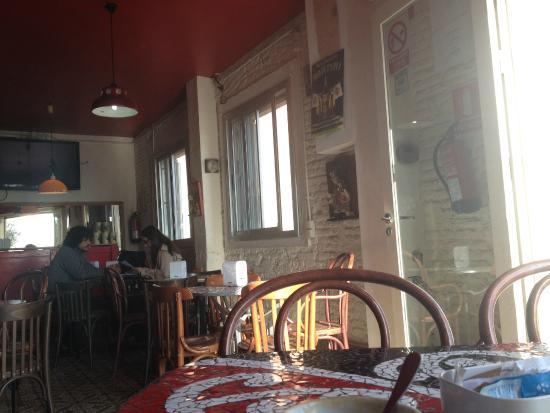 Santa Marta: Cafe cortado