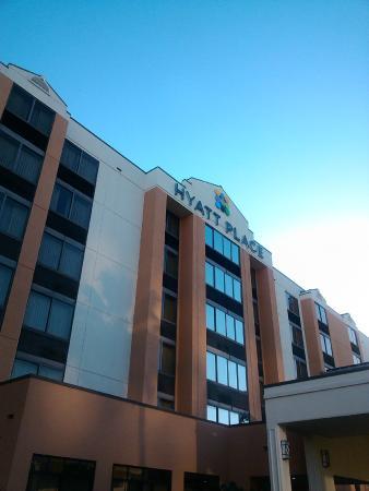 Hyatt Place Miami Airport-West/Doral: Fachada del Hotel