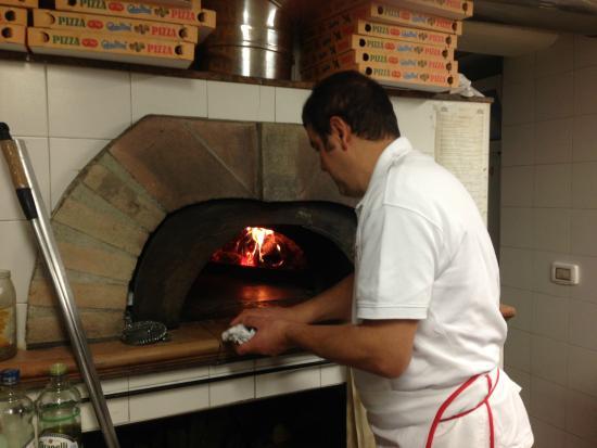 Ristorante Pizzeria La Palud : A private visit to the kitchen