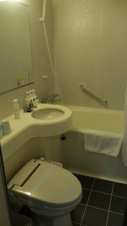 Hotel Villa Fontaine Nihombashi Mitsukoshimae: Baño