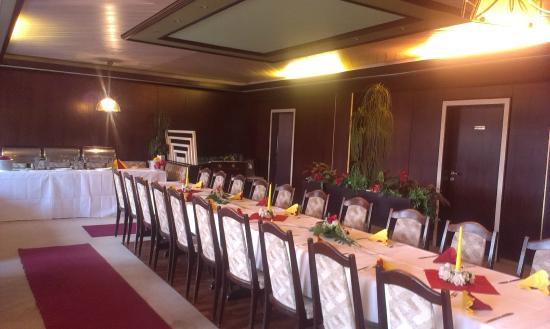Niedernissa, Alemania: Raum für Familienfeiern