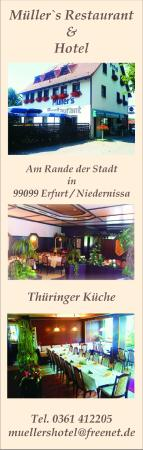 Niedernissa, Germany: Flyer