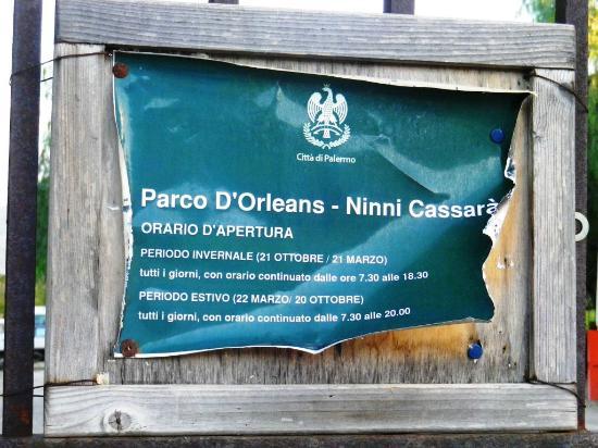 Parco Ninni Cassara