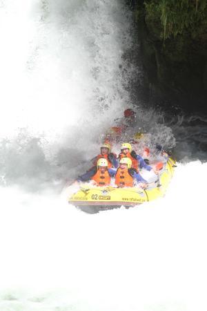 Raftabout Rotorua : Survived