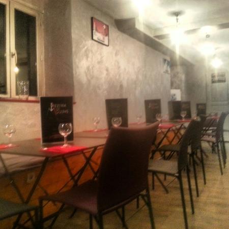 Pizzeria des Moulins : Interior