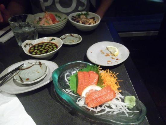 Nagomi Sushi : Sashimi