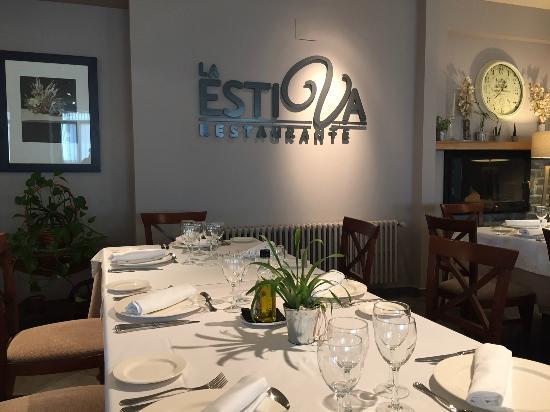 La Estiva Restaurant: Restaurante La Estiva