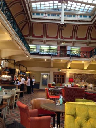 Edwardian Tea Rooms Birmingham Museum