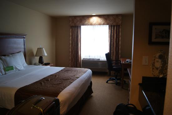 room view picture of la quinta by wyndham vancouver. Black Bedroom Furniture Sets. Home Design Ideas