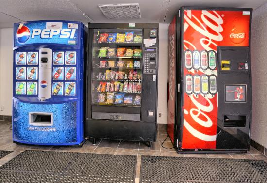 vending picture of motel 6 pittsburg pittsburg tripadvisor